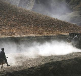 Fotojornalista Anja Niedringhaus morre em atentado no Afeganistão