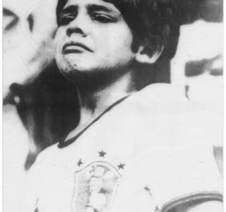 Jornal da Tarde: foto do menino chorando na Copa de 1982