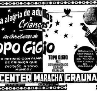 Aventuras de Topo Gigio