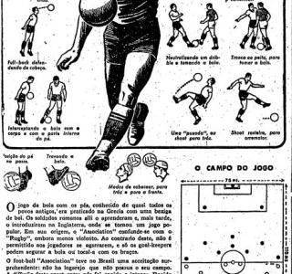 Como jogar futebol
