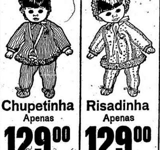 Boneca Chupetinha