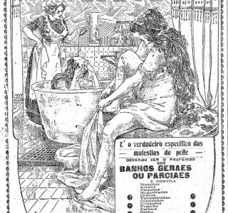 Para banhos gerais ou parciais
