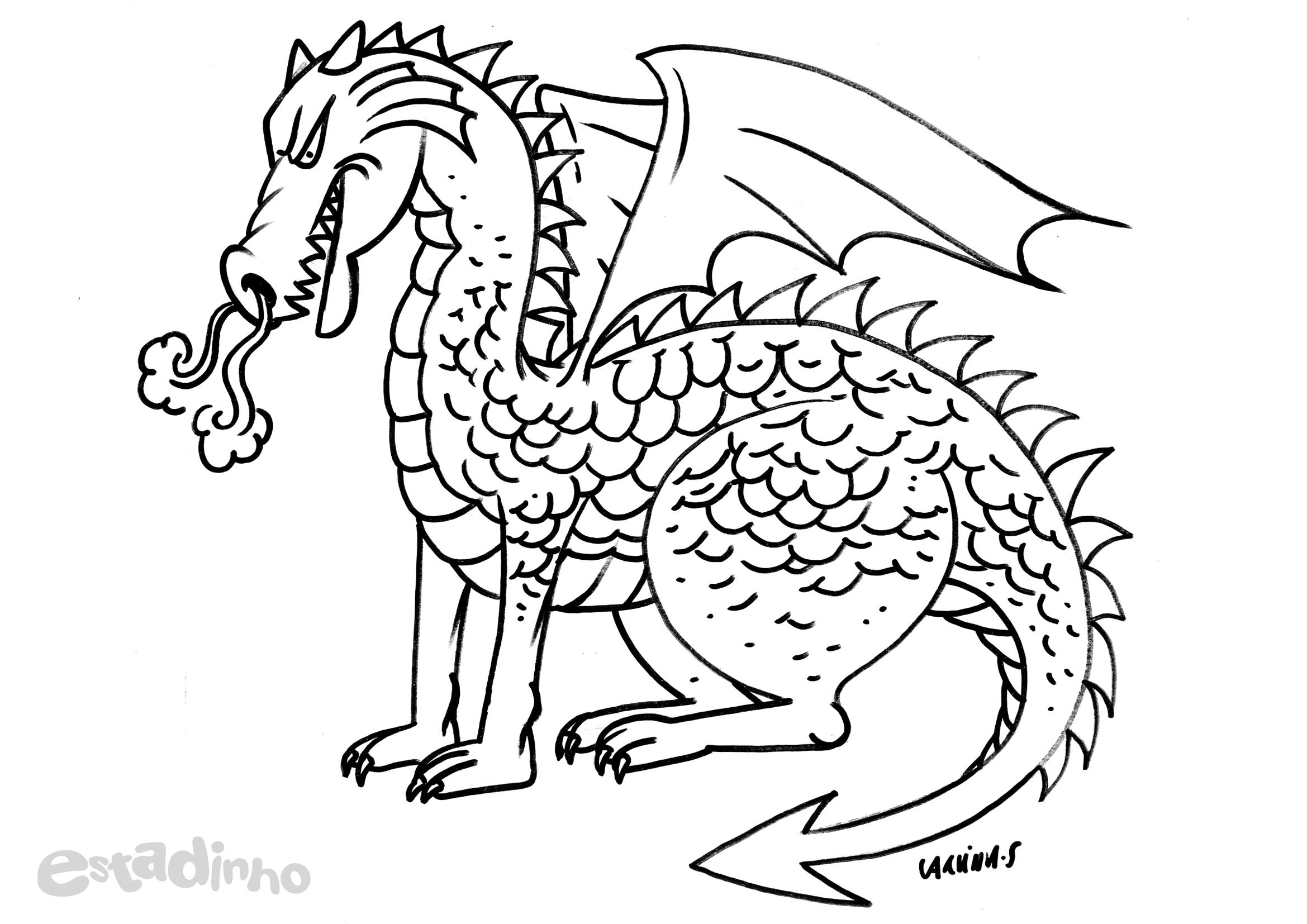 Luxo Desenhos Para Colorir Dragon City Melhores Casas De Todas