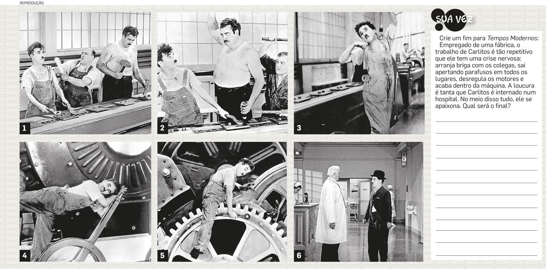 Chaplin e o cinema mudo