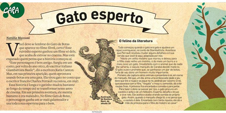 Dicas Pedagogicas Atividades Para A Historia O Gato De Botas