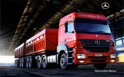 Caminhões Mercedes