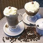 Receita de Café com Sorvete