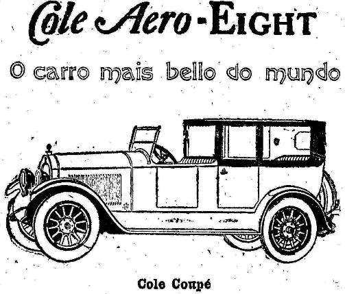 1920.9.26 automóvel cole coupé2