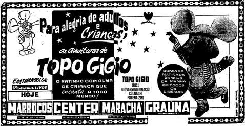 1970.1.8 topo gigio cinema filme2