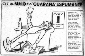 Anúncio de Guaraná em 1927