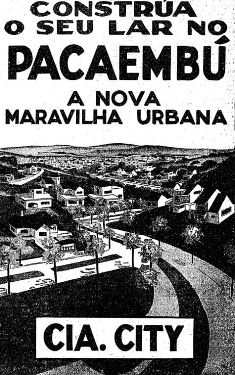 Pacaembu em 1937: 'Maravilha urbana'
