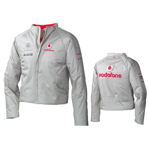 Jaqueta McLaren Team - R  850 16a931dce37