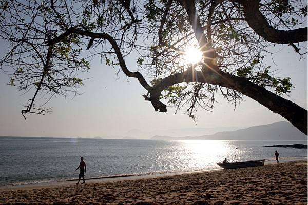 Praia de Pincinguaba. Crédito: JF Diório/Estadão