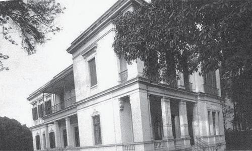paulista almeidaprado - Série Avenida Paulista: da família Corrêa Galvão ao Edifício do Banco Central.