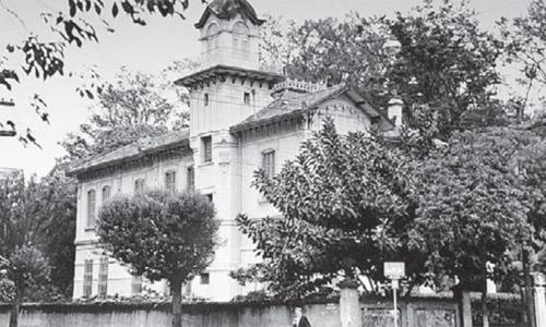 paulista fortunata - Série Avenida Paulista: a Villa Fortunata e o parque. Como é o nome mesmo?