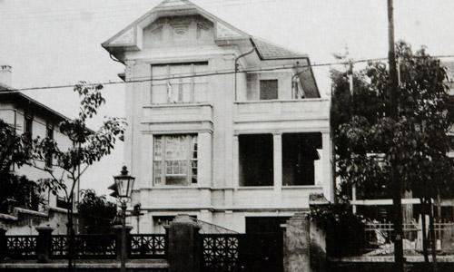 paulista moritz - Série Avenida Paulista: a mansão dos Rothschild onde hoje é a Estação do Metro Consolação.